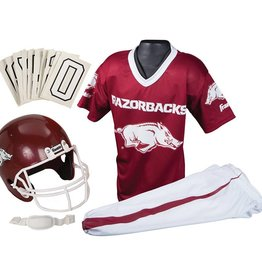Franklin Arkansas Razorback Deluxe Team Uniform