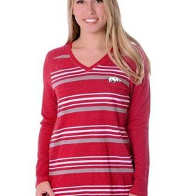 University Girls Razorback Women's Tunic Fleece