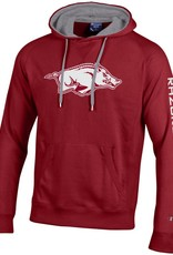 Champion Arkansas Razorback Heritage Pullover Hood