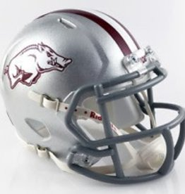 Riddell Razorback Jerry Jones Tribute Full Size Replica Helmet