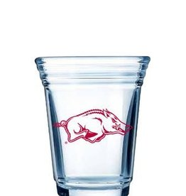 "Razorback ""Solo Cup"" Shot Glass"