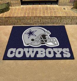 Fan Mats NFL Dallas Cowboy All Star Mat - DS