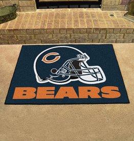 Fan Mats NFL Chicago Bears All Star Mat - DS