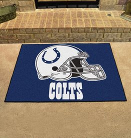 Fan Mats NFL Indianapolis Colts All Star Mat - DS