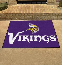 Fan Mats NFL Minnesota Vikings All Star Mat - DS
