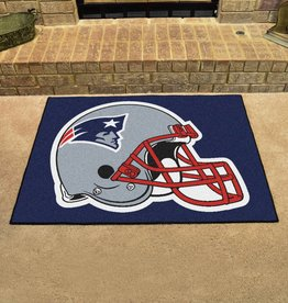 Fan Mats NFL New England Patriots All Star Mat - DS