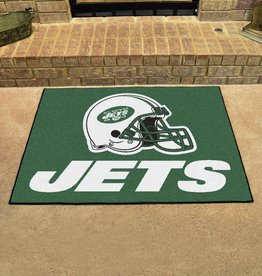 Fan Mats NFL New York Jets All Star Mat - DS