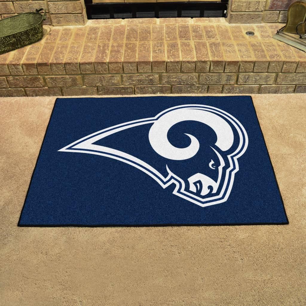 Fan Mats NFL Las Angeles Rams All Star Mat
