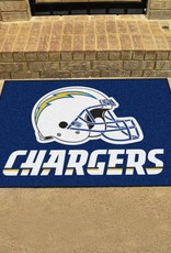 Fan Mats NFL Las Angeles Chargers All Star Mat