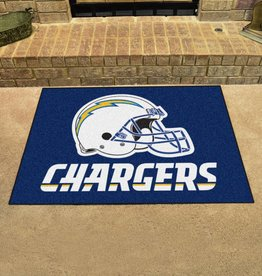Fan Mats NFL Las Angeles Chargers All Star Mat - DS