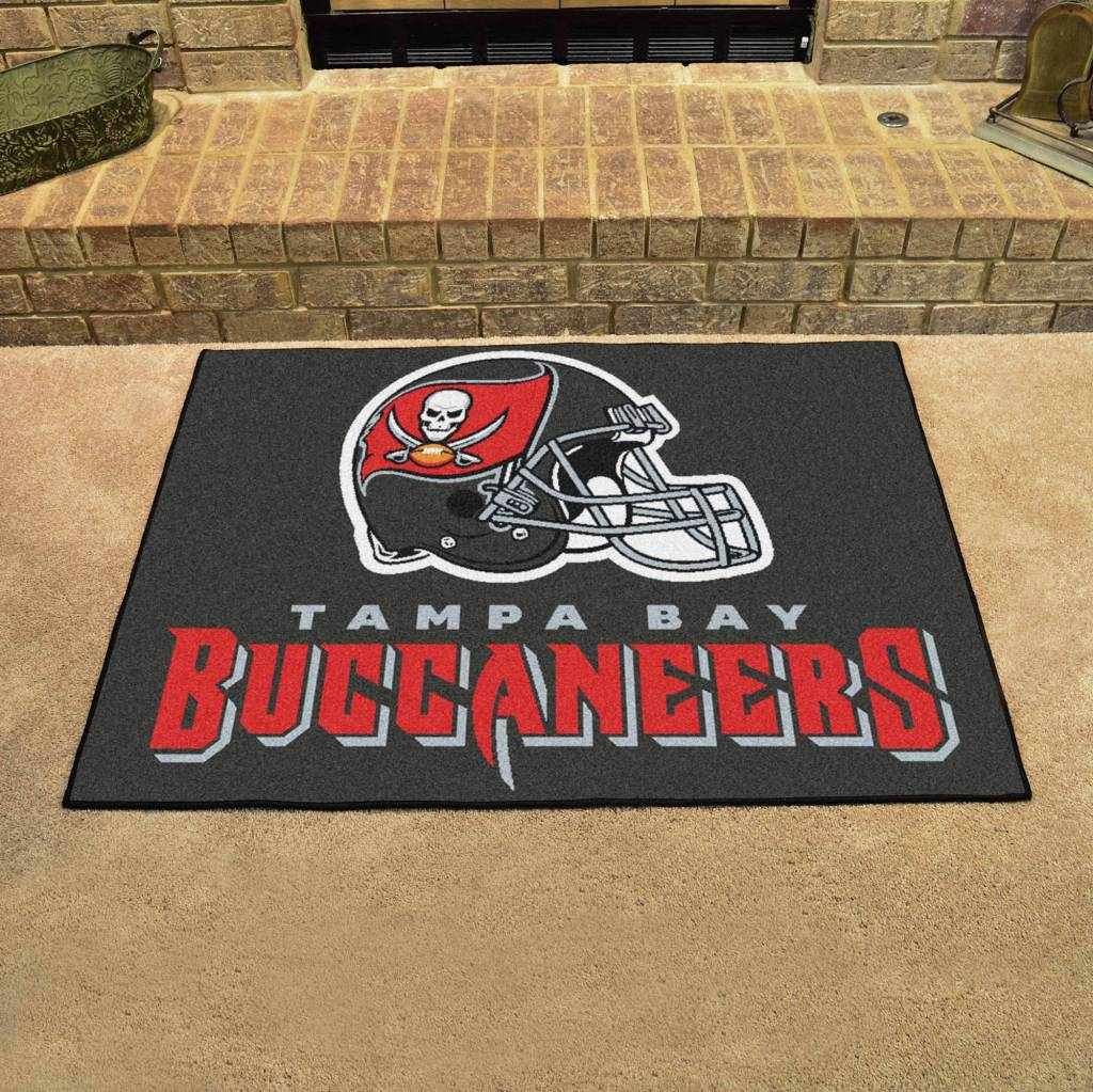 Fan Mats NFL Tampa Bay Buccaneers All Star Mat