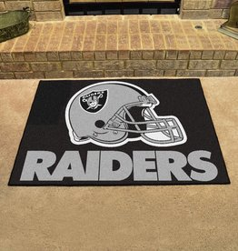 Fan Mats NFL Oakland Raiders All Star Mat - DS