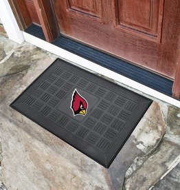Fan Mats NFL Arizona Cardinals Medallion Doormat - DS