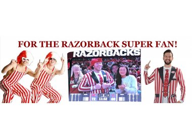 For the Razorback SUPER FAN!