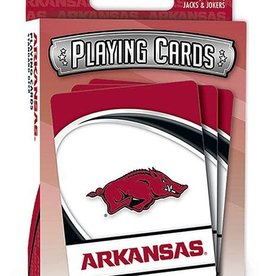 Leanin' Tree Razorback Playing Cards