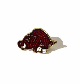 Lloyd Sales Small Running Hog Lapel Pin