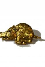 Arkansas Razorback Vintage Lapel / Hat Pin