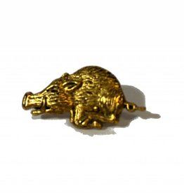 Arkansas Razorback Vintage Lapel Pin