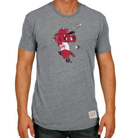 Retro Brands Razorback Ribby Tee