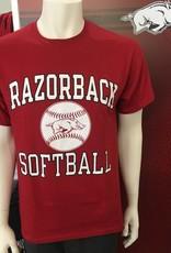 Champion Arkansas Razorback Softball SST