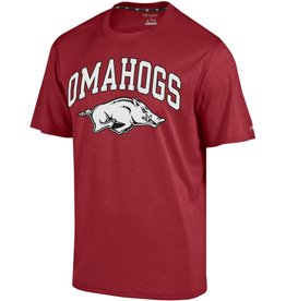 Champion Arkansas Razorbacks Omahogs Cotton
