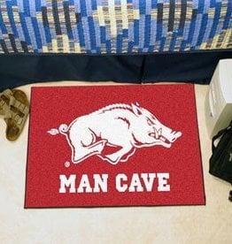 Fan Mats Razorback Man Cave Starter Mat