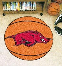 Fan Mats Razorback Basketball Floor Mat