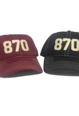 The Game Razorback 870 Area Code Hat
