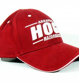 The Game Arkansas Razorback 3D Hogs Cap / Hat by The Game