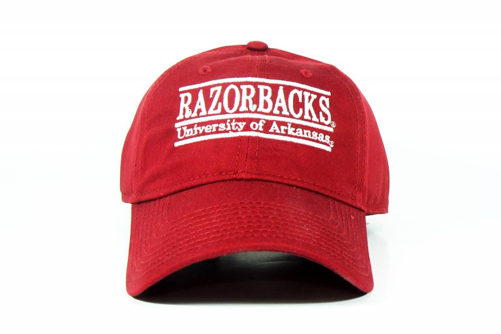 best service 8177b c4ee7 The Game Arkansas Razorbacks Mascot Bar Cap By The Game ...