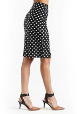 It Fitz Me! Pencil Skirt - Polka Dot