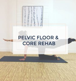 Pelvic Floor & Core Rehab- 7 week course