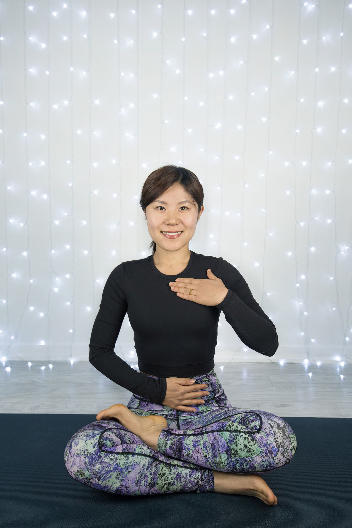 Please welcome our new Family and children's yoga teacher
