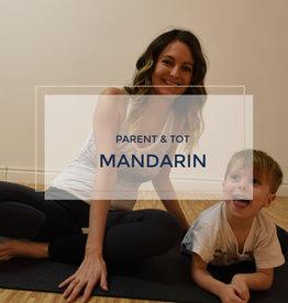 Parent & Toddler Mandarin