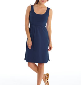 MEV U-neck maternity nursing tank dress