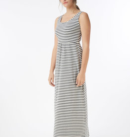 MEV U-neck maxi maternity nursing tank dress