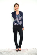 MEV Comfy sateen slim fit pants
