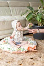 Maovic Buckwheat nursing pillow Peachy Flowers