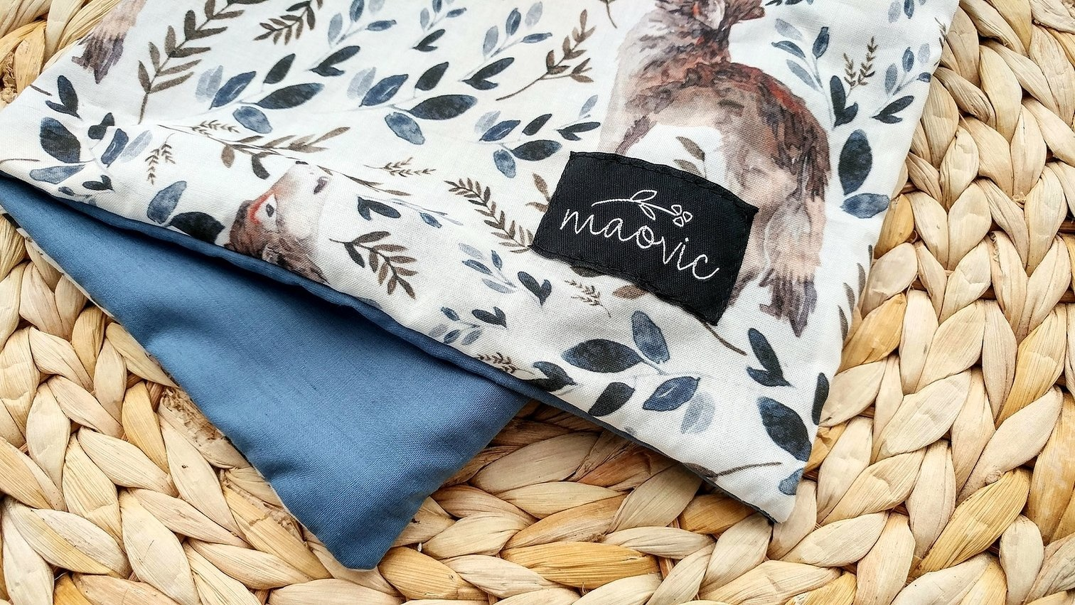 Maovic Toddler pillow cover Wolves
