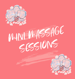 Free Mini Massage sessions