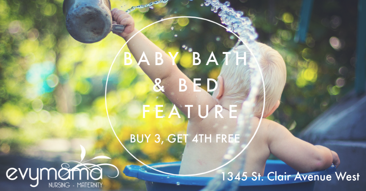 Bath & Bedtime Product Feature!