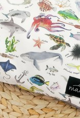 Maovic Buckwheat toddler pillow Ocean Life