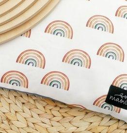 Maovic Buckwheat toddler pillow Rainbow