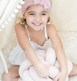 Mini Bretzel Mini Bretzel Baby Headband Peony