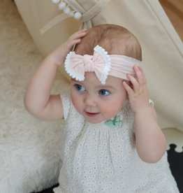 Mini Bretzel Mini Bretzel Baby Headband Marguerite