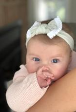 Mini Bretzel Mini Bretzel Baby Headband Marguerite