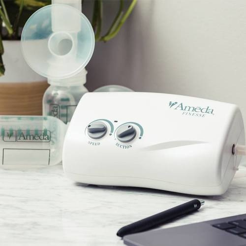Ameda Finesse dual electric breast pump