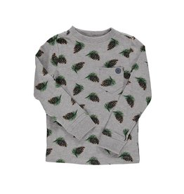 Birdz Birdz Pinecone tee child