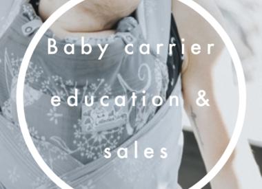 Babywearing education