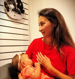 June & Dane Jacinda nursing t-shirt